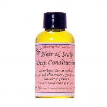 Hair & Scalp Deep Conditioning Oil