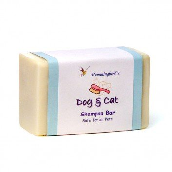 Dog & Cat Shampoo Bar - safe for all pets