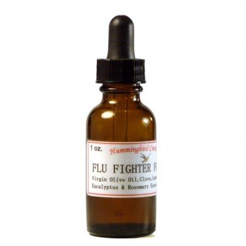 Flu Fighter Formula (formerly named Thieves Essential Oil)