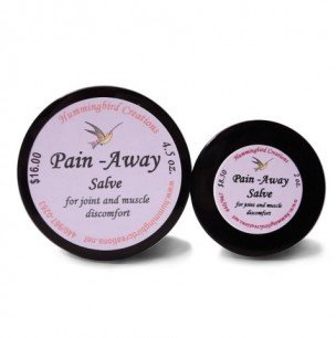 Pain-Away Salve