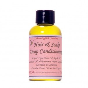 Hair & Scalp Deep Conditioning Oil