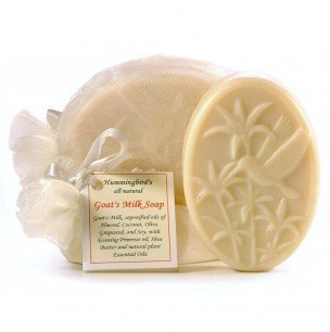 Goat's Milk Soap Bars