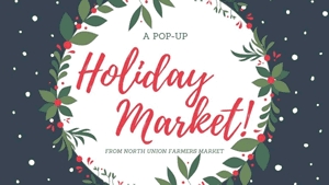 North Union Holiday Market